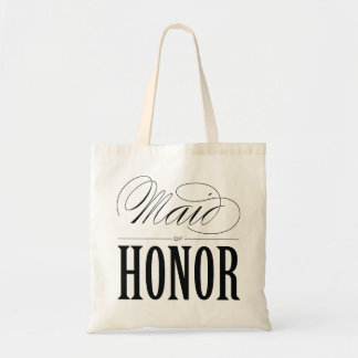 MAID OF HONOR | WEDDING TOTE BAG