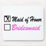 Maid of Honour (Bx) Mouse Pads