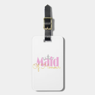 Maid-of-Honour.gif Luggage Tag