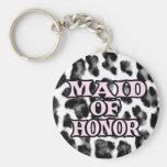 Maid of Honour Key Chain