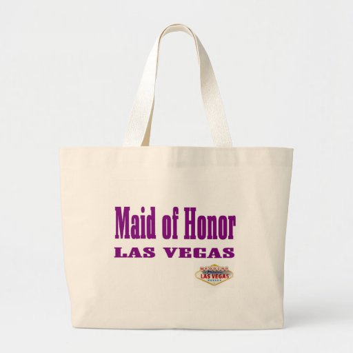 Maid of Honour Las Vegas Classic Tote Bag