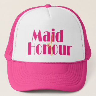 Maid-of-honour. Trucker Hat