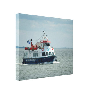 Maid of the Forth Canvas