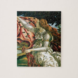maiden in dress laundry jigsaw puzzle