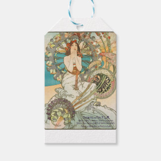 Maiden in Prayer Gift Tags
