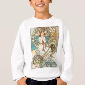 Maiden in Prayer Sweatshirt