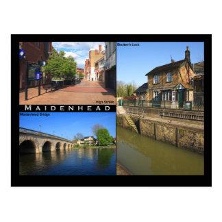 Maidenhead Postcard