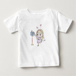mail box girl baby T-Shirt