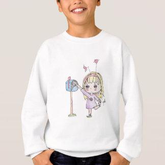 mail box girl sweatshirt