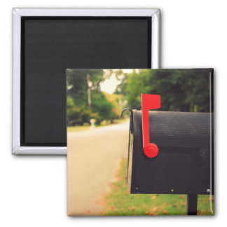 Mail Box Magnet