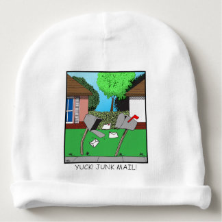 Mail Boxes Baby Beanie