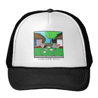 Mail Boxes Trucker Hat