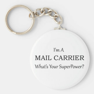 MAIL CARRIER KEYCHAIN