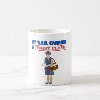 Mail Carrier Mug - female