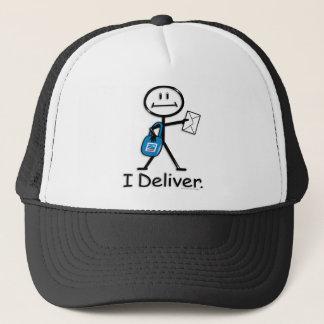 Mail Carrier Trucker Hat