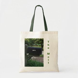 Mail Collection Tote