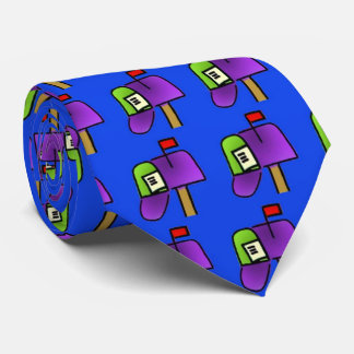 mail, mail, tie