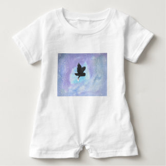 Mail Owl Baby Romper