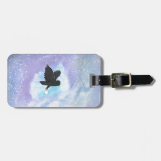 Mail Owl Luggage Tag