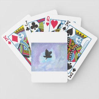 Mail Owl Poker Deck