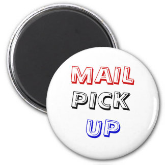 MAIL, PICK, UP MAGNET