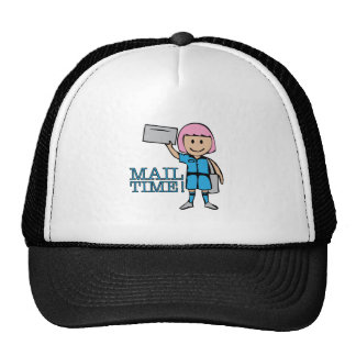 Mail Time Trucker Hat