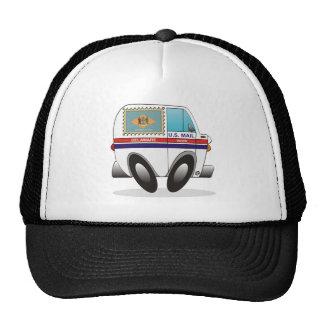 Mail Truck DELAWARE Trucker Hat