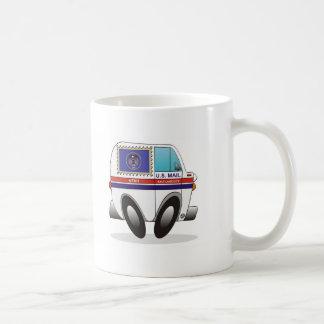 Mail Truck UTAH Coffee Mug