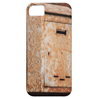 Mailbox rusty outdoors case for the iPhone 5