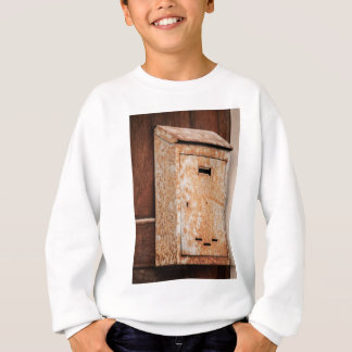 Mailbox rusty outdoors sweatshirt