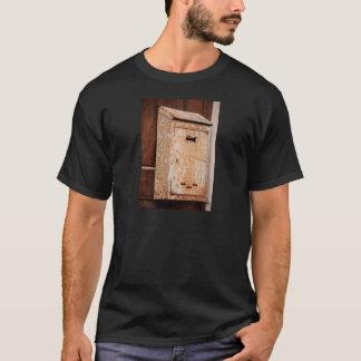 Mailbox rusty outdoors T-Shirt