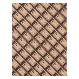 Mailbox rusty outdoors tablecloth