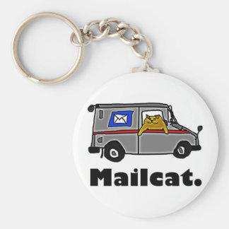 Mailcat Keychain