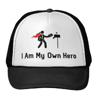 Mailing Hero Trucker Hat