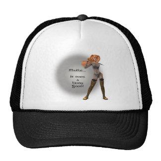 Maille Trucker Hat