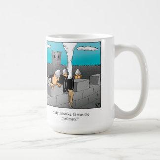 Mailman Humor Mug Gift