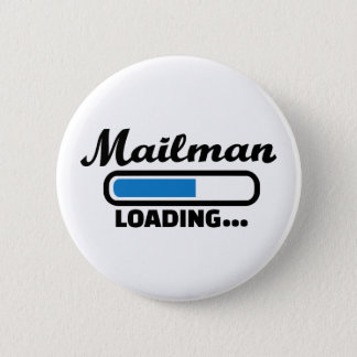Mailman loading 2 inch round button