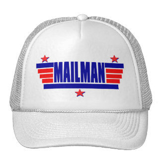 Mailman Trucker Hat