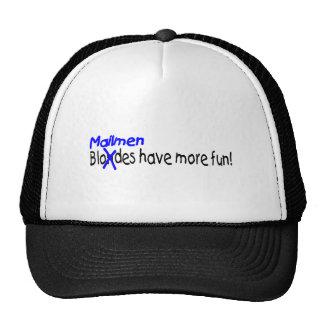 Mailmen Have More Fun Trucker Hat