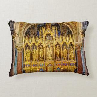 Main Altar In Votivkirche, Vienna Austria Accent Pillow