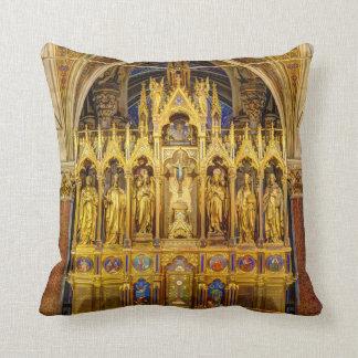 Main Altar In Votivkirche, Vienna Austria Throw Pillow