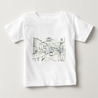 main characters room baby T-Shirt