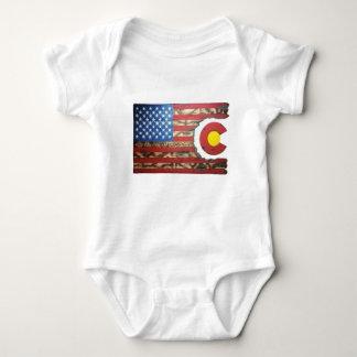 Main_Colorado_Veterans Baby Bodysuit