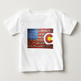 Main_Colorado_Veterans Baby T-Shirt