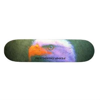 main-eagle_Painting, PRESIDENTIAL BOARDS Custom Skate Board