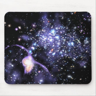 Main Galactic String Mouse Pad