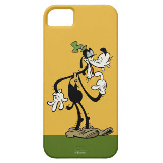 Main Mickey Shorts | Goofy Grin iPhone 5 Case