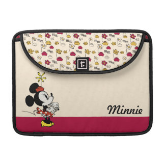 Main Mickey Shorts | Minnie Hand to Face Sleeve For MacBook Pro
