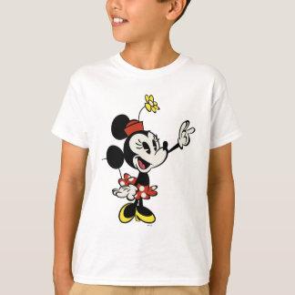 Main Mickey Shorts | Minnie Hand Up T-Shirt