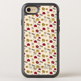 Main Mickey Shorts | Minnie Hats Pattern OtterBox Symmetry iPhone 7 Case